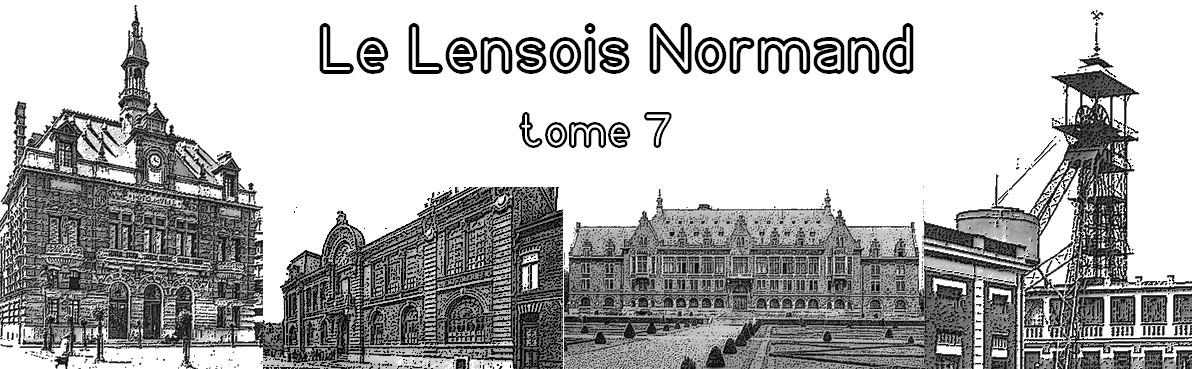 LE LENSOIS NORMAND Tome 7